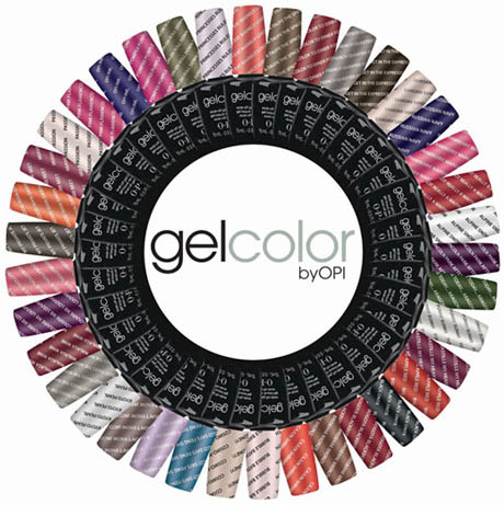 OPI Gel Manicure Finally Your Favorite Nail Polish Colors In The Is A UV Cured Soak Off